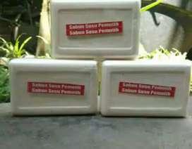 Sabun milk extra whitening