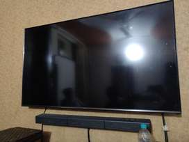 Samsung 55 inches smart LED TV FULL HD