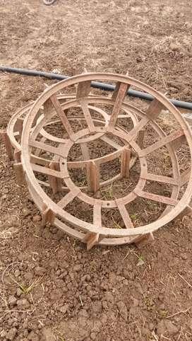 16 size ke cage wheel new holland 3630 Tractor ke