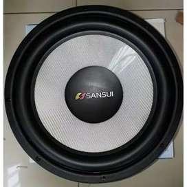 """Speaker subwoofer 12"""" Sansui"""