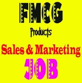 FMCG Sales&Marketting Executive