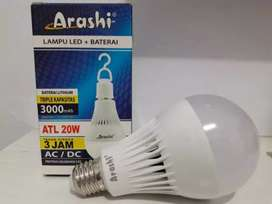 Emergency lampu arashi 20W