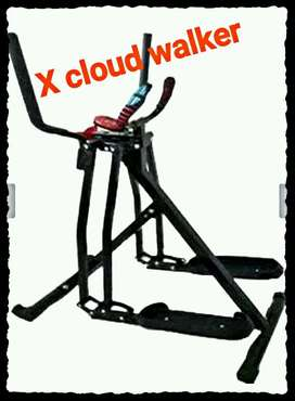 Promo alat fitness X Cloud walker 2