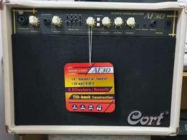 Amplifier Gitar Akustik Cort AF 30 Fullset Acoustic Effect