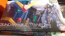 Gundam baru (paket komplit)