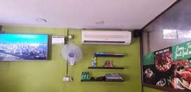 ALL types of refrigerator and air conditioners