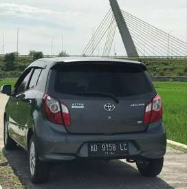 AGYA G 2015 Km Rendah manual