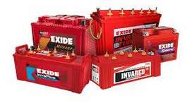 Looking for multi brand inverter & vehicle battery wholesellers-Kerala