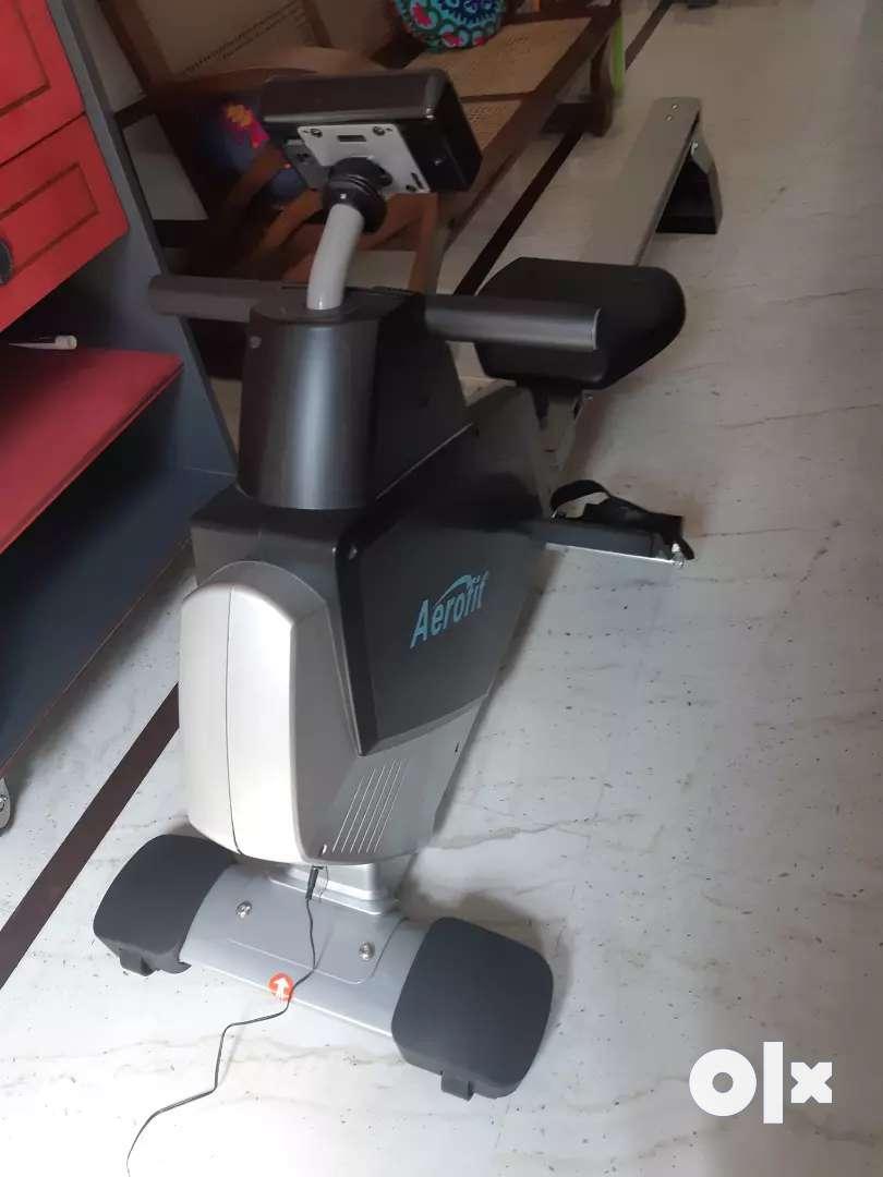 Aerofit rowing machine HF9134 0