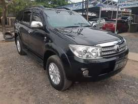 Dp18jt# Fortuner G Lux 2011 Metic