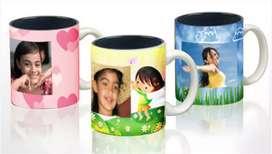 Photo mug, personalized foto mug, mug, gift mug, Birthday mug