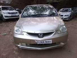 Honda City Zx ZX EXi, 2004, Petrol