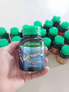 Nutrimax Dreamz Mengatasi masalah sulit tidur lelah yang berlebih