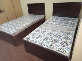 Single bed new brand simple style