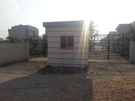 Plot in gated community Holiday / Weekend Villas