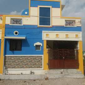 2 bhk with bike park for sale in mngaadu @ 35 lakhs