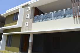 4BHK Grand New Duplex House For Sale in Ottappalam Town