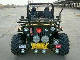 Modified open Jeeps Hunter