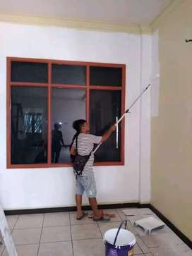 Jasa tukang cat bangunan