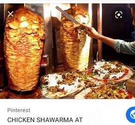Shawarman Chef