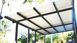 Menerima pesanan canopy