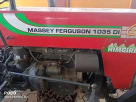 MASSEY FERGUSION 1035DI model is 2009