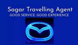 From sagar traveling agency we provide all type of travel solutions