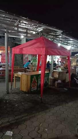 Tenda cafe kaki lima