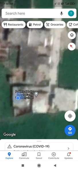 Plot for sale , 330 sq. Yard , Rs. 13000 per square yard