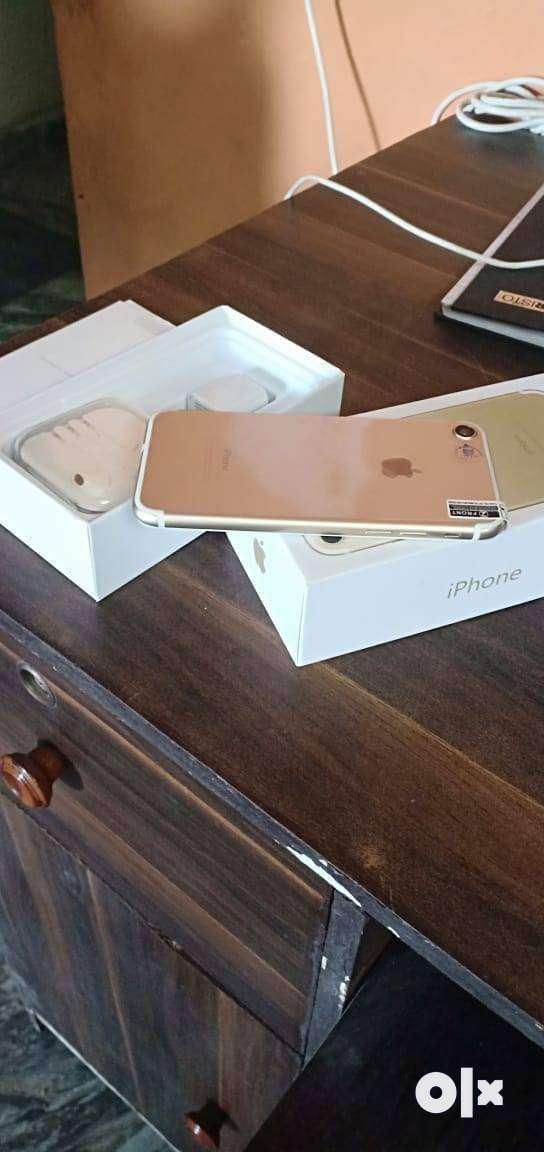 apple i phone 7 plus 128gb rom 3gb ram with bill & box cod avaliable 0