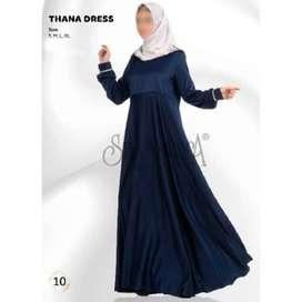 Gamis Thana Dress - Shasmira