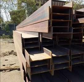 Wiremesh, pipa, hollow, Sheet pile, IWF beam, besi beton, plat kapal
