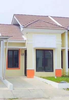 Rumah murah asri 5jt all in Panorama Bali Residence