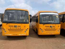 School bus eicher 31