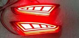 Xuv 500 rear reflector light