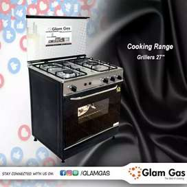 Cooking range, Hobs, Turbo, Builtin oven & much more available(Online)