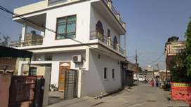 350 yards, Independent double storey building, negotiable price