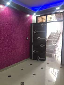 2bhk nwely constructed flat for sale near metro station.