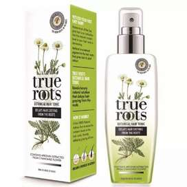 True Roots Botanical Hair Tonic to Delay Hair Greying - 150 ml / 75 ml
