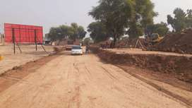 3 Marla Plot is available for sale in Omega Residencia Faisalabad
