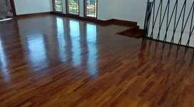 Flooring kayu/parket/decking kayu/pagar kayu/dinding kayu/kanopi kayu