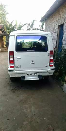Tata Sumo Gold 2019 Diesel Good Condition