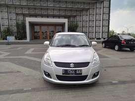 Bismillah Mulus Rahayu Suzuki Swift Gx Automatic 2013 Silver