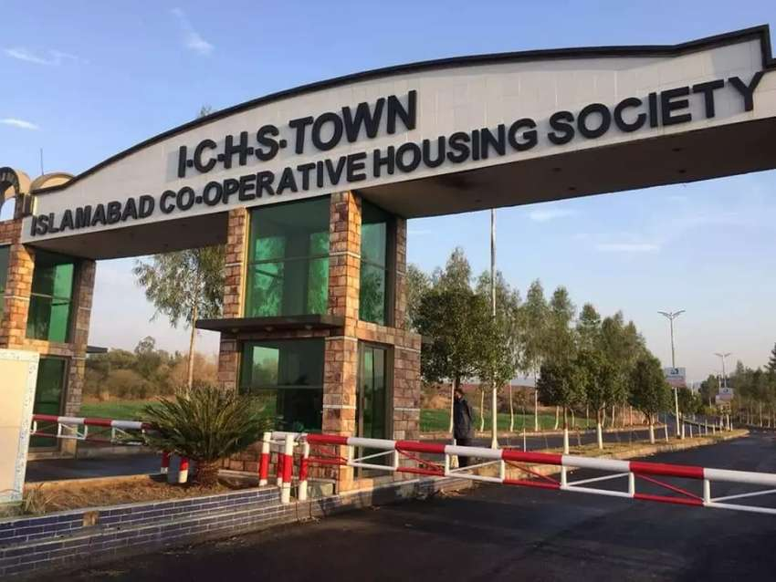 4 Marla Commercial Plot Is Available For Sale In ICHS Town Islamabad