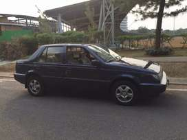 Holden gemini diesel turbo tahun 1991 manual