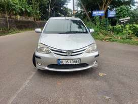 My etios V good condition well maintained
