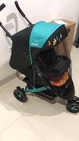 Stroller pliko MILANO