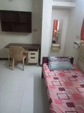 Single sharing room men's PG hostel at Tharamani