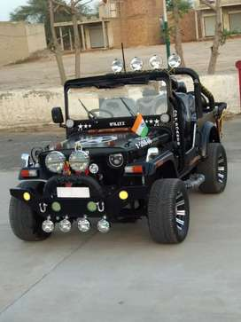 New modified jeep