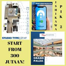 BEST PRICE! Apartemen Milenial Strategis di Kawasan PIK 2 Jakrta Utara